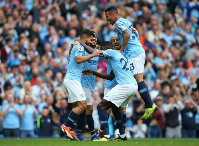 Ramadan Sobhi makes Huddersfield debut in heavy loss to Man City