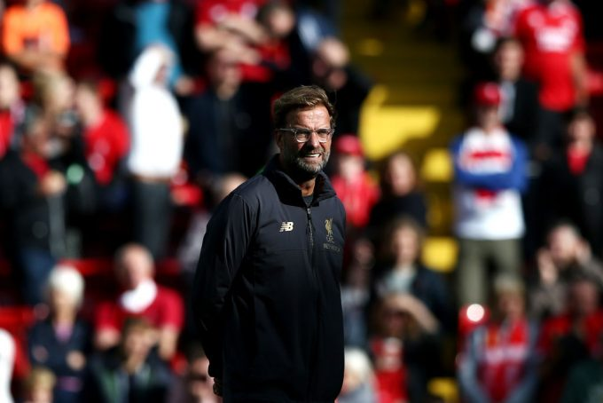 Jurgen Klopp reveals he spoke with Salah on Egyptian FA rift