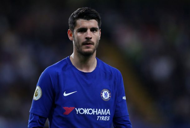 Chelsea forward Alvaro Morata teases Mohamed Salah ahead of new season
