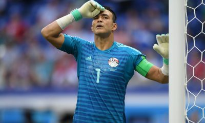 Ahmed Nagy on El-Hadary