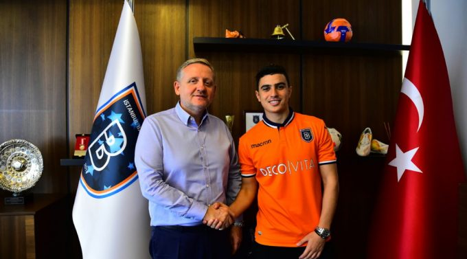 Karim Hafez joins İstanbul Başakşehir on one-year loan with option to buy