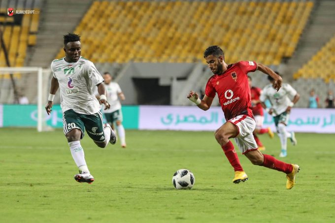 Three Ligue 1 clubs join chase for Al Ahly starlet Nasser Maher – Report