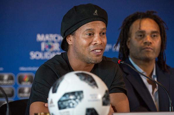 It all started for me in Egypt, says Brazilian legend Ronaldinho