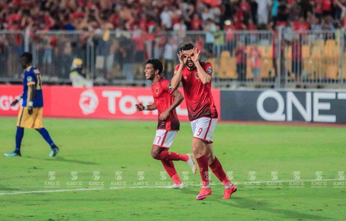 Al Ahly secure top spot after seven-goal thriller against Kampala