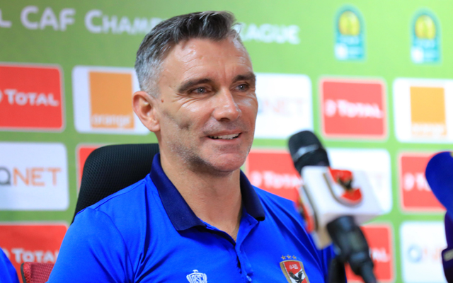 Patrice Carteron aims for Champions League title, praises Coulibaly