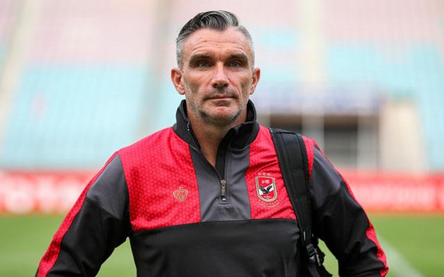 Patrice Carteron names Al Ahly squad for ES Sétif clash
