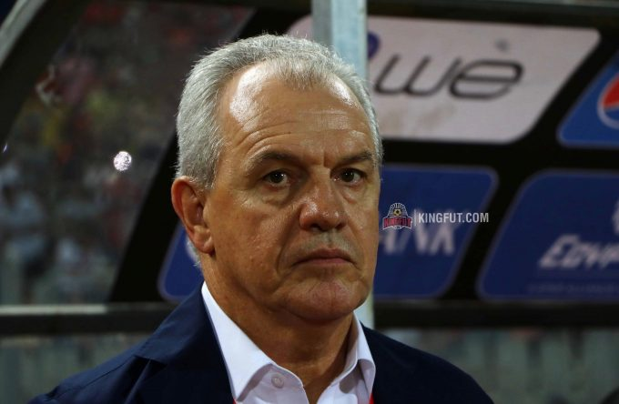 Egypt manager Aguirre praises Marwan Mohsen, Mohamed El-Shennawy
