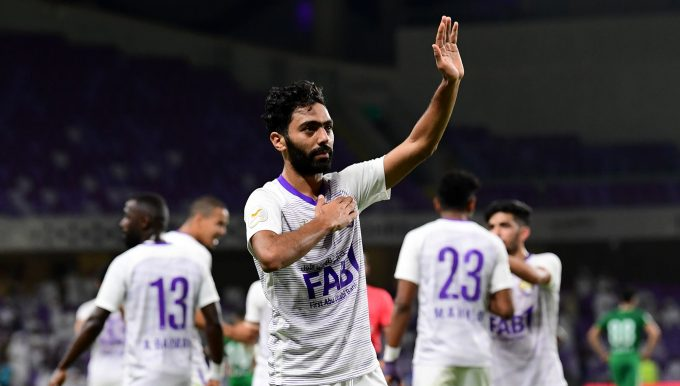 Al Ain winger Hussein El-Shahat linked with move to Al Ahly