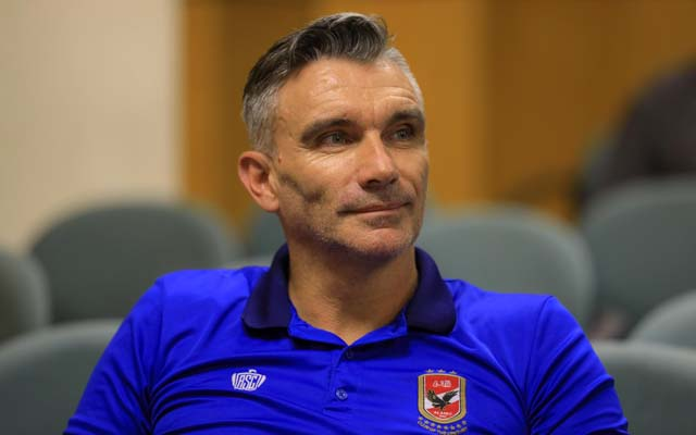 Patrice Carteron insists tie is not over despite first-leg victory over ES Setif