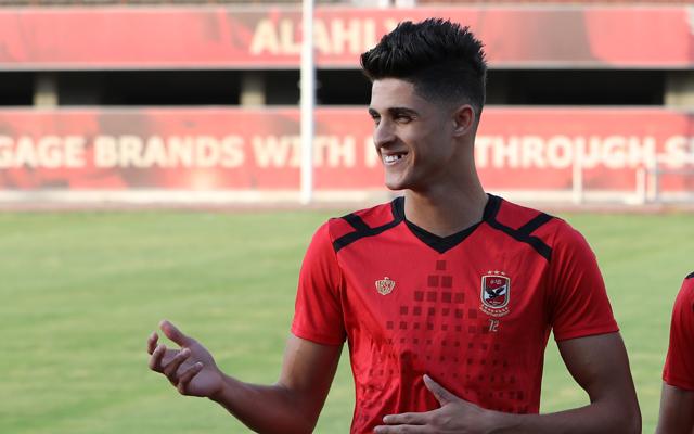 Ahmed El-Sheikh returns as Al Ahly name squad for Al Nejmeh clash