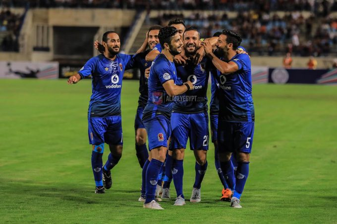 VIDEO: Al Ahly comfortably beat Al Nejmeh to advance in Arab Championship