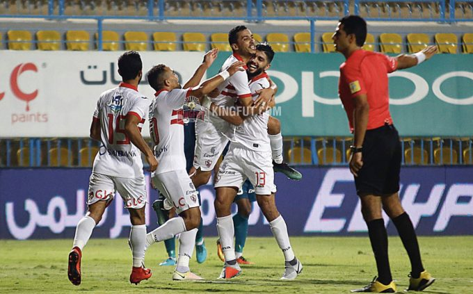 Zamalek name squad for Ittihad of Alexandria encounter