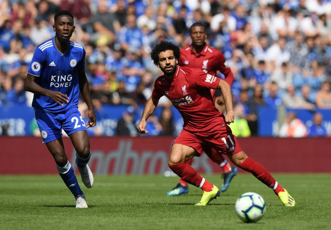 Salah features as Liverpool maintain winning start with away victory at Leicester