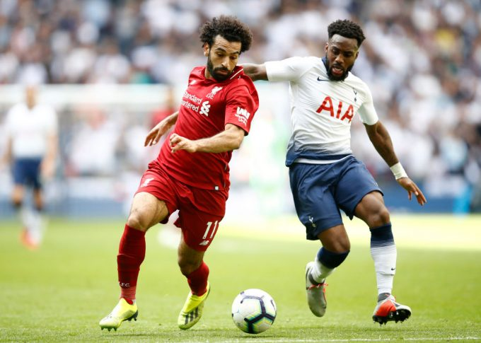 Salah fails to score for second game in row as Liverpool beat Tottenham