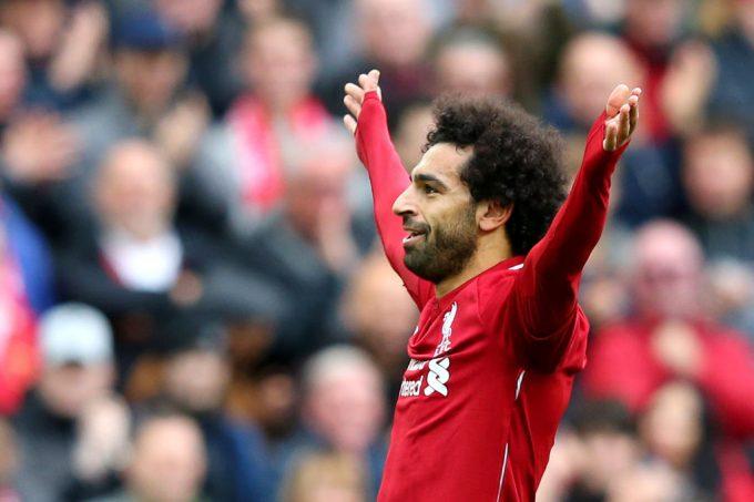 Mohamed Salah ends goal drought as Liverpool thrash Southampton