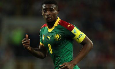 Cameroon Benjamin Moukandjo