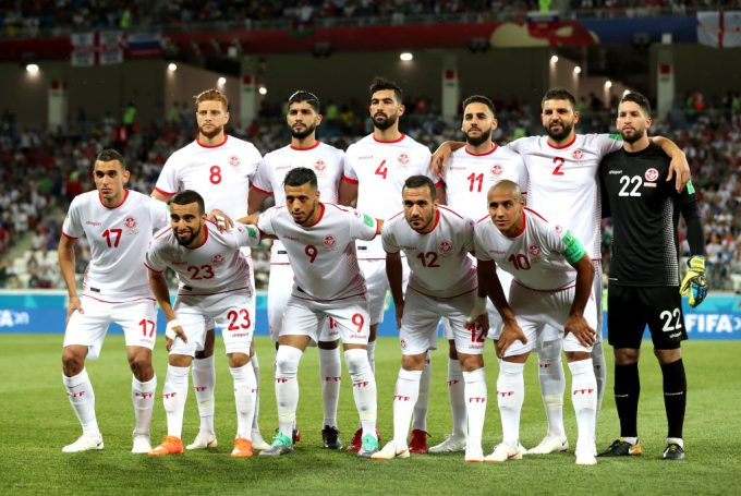 Tunisia retain top spot in group J with Swaziland victory
