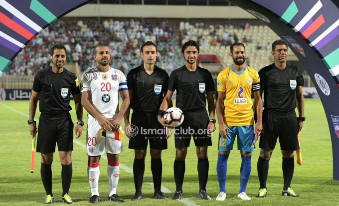 UAFA announce dates for round of 16 of Zayed Champions Cup