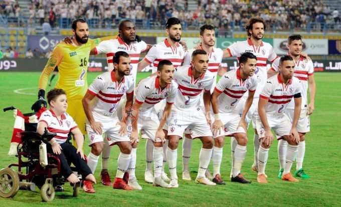 Zamalek announce squad for Al Masry league clash