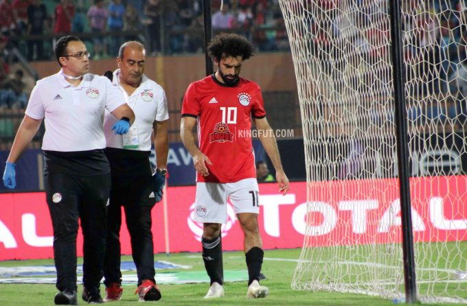 Mohamed Salah ruled out of eSwatini AFCON qualifier with injury