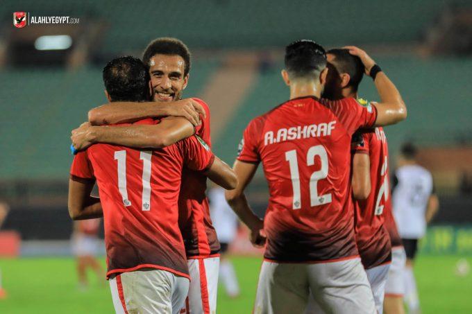 Al Ahly name squad for El-Tersana Egypt Cup clash