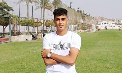 Fady Ibrahim Al Ahly