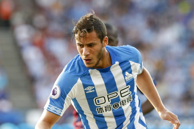Huddersfield winger Ramadan Sobhi declared fit for Watford clash