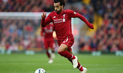 Mohamed Salah Speed