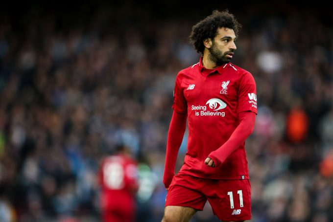 Mohamed Salah: I want to win trophies with Liverpool