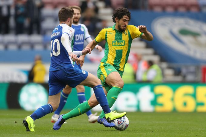 Ahmed Hegazi set to return for West Brom against Hull City