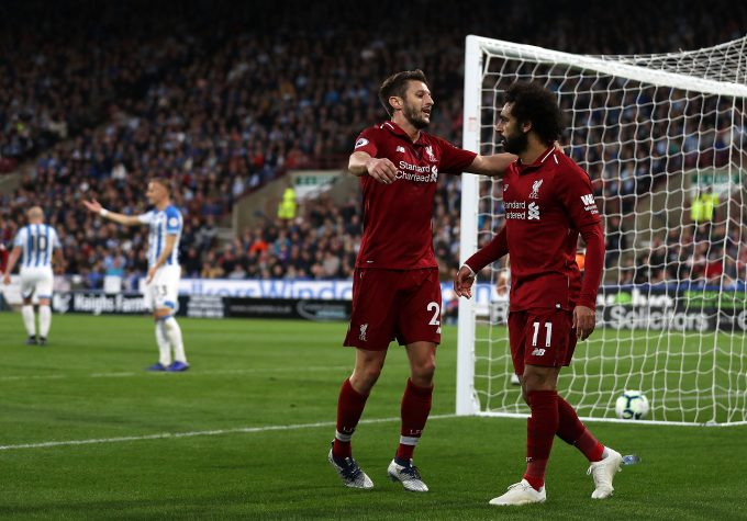 Mohamed Salah ends goal drought, helps Liverpool beat Huddersfield
