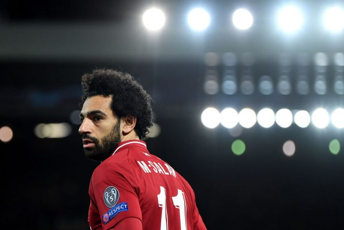 Jurgen Klopp provides fitness update on Salah ahead of Arsenal clash