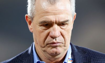 Egypt head coach Javier Aguirre