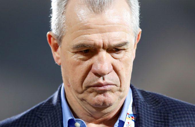Egypt head coach Javier Aguirre