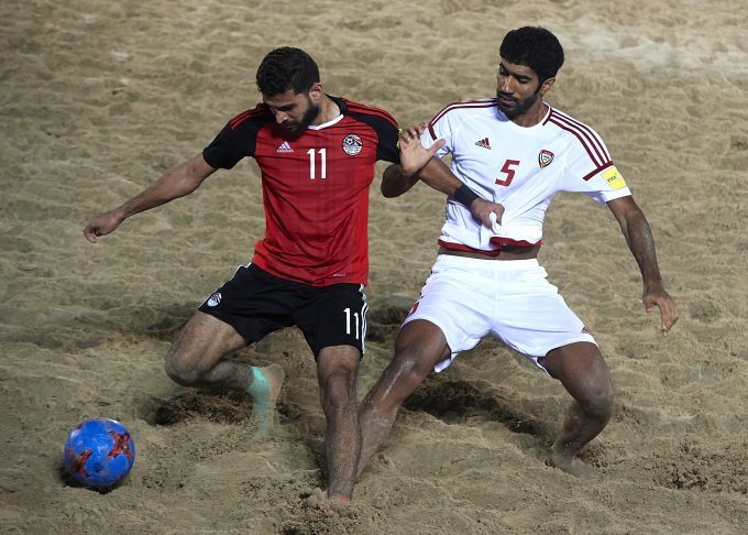 Egypt 2018 Africa Beach Soccer Cup of Nations