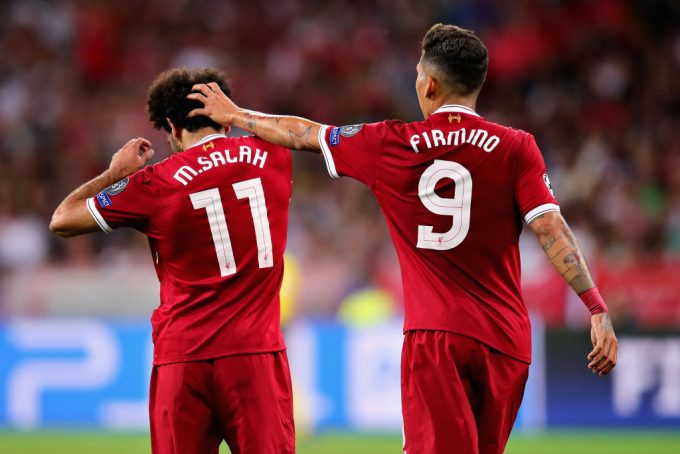 Liverpool's Mohamed Salah and Virgil van Dijk available for Huddersfield match