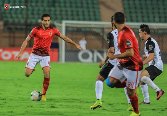 Hesham Mohamed ruled out of CAF Champions League final