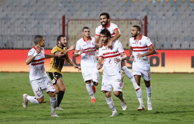 Zamalek beat Entag El-Harby, qualify for Egypt Cup quarter-finals