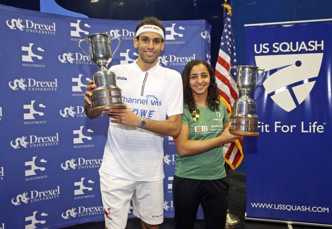 PSA World Tour US Open Shorbagy