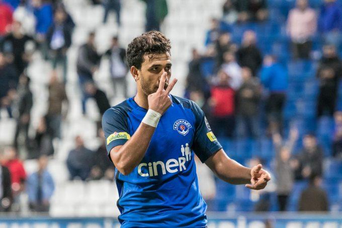 Beşiktaş want to sign Mahmoud Trezeguet as Ryan Babel replacement