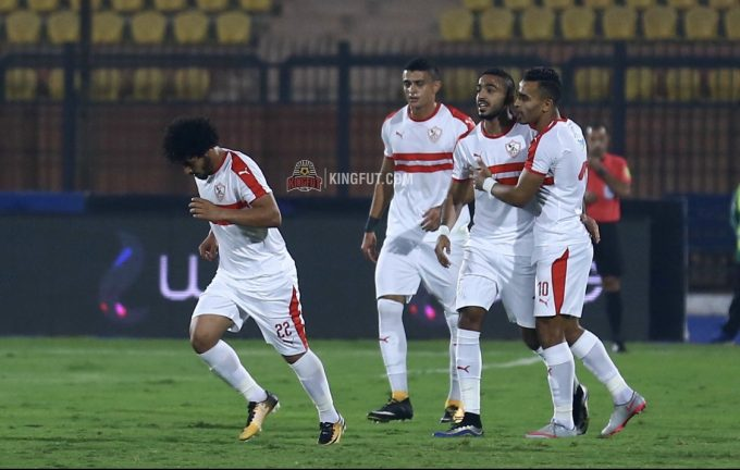 Boutaib included as Zamalek announce squad for Pyramids clash