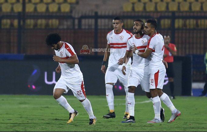 Zamalek name squad for El-Dakhelya league encounter