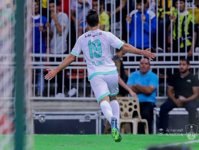 VIDEO: Abdallah El-Said scores in Jeddah derby victory over Ittihad