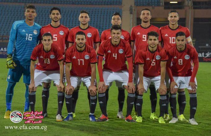 VIDEO: Mohamed Sadek scores as Egypt U-23 narrowly beat Tunisia