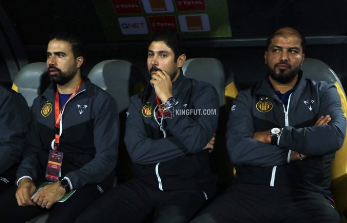 Esperance coach Chaabani blames referee for first-leg defeat