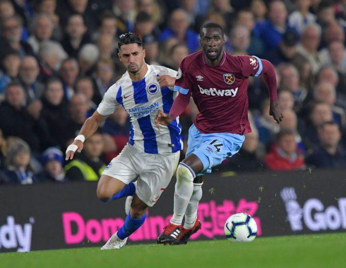 West Ham midfielder Pedro Obiang to represent Equatorial Guinea