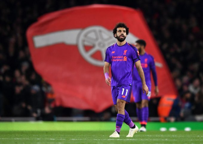 Alexandre Lacazette strikes late as Arsenal, Liverpool share spoils