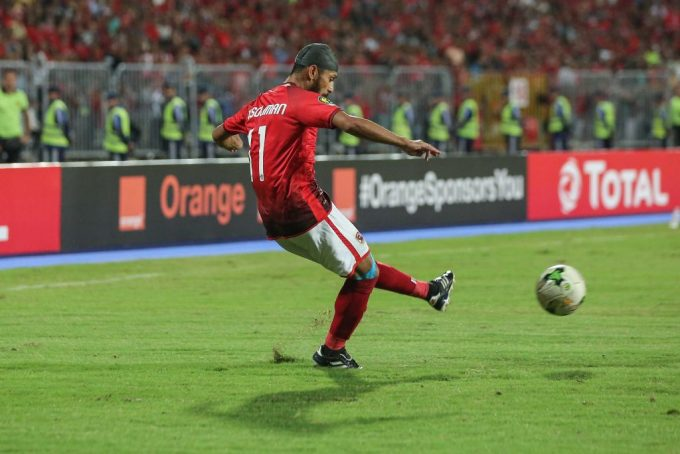 Al Ahly winger Walid Soliman retires from international football