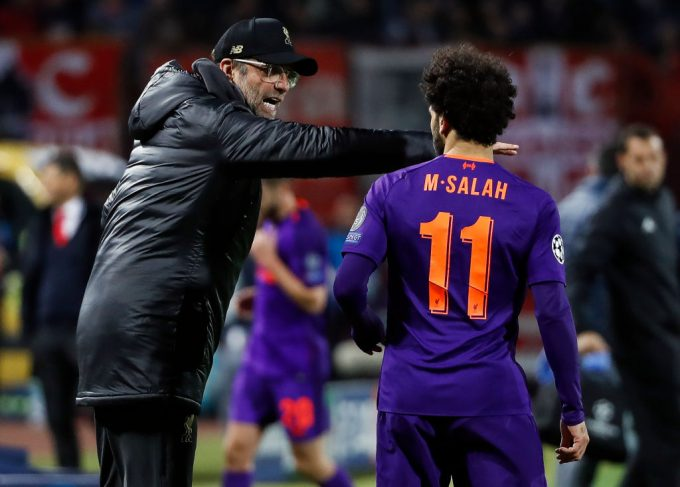 VIDEO Klopp hits back at Aguirre's comments on Mohamed Salah