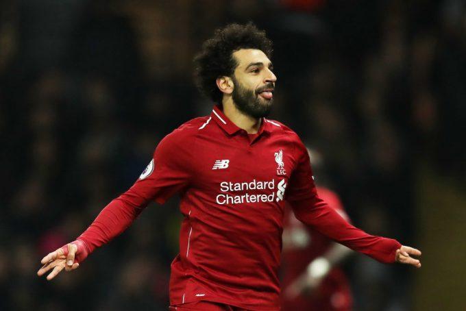 Egypt's Mohamed Salah named FSF Men's Player of the Year